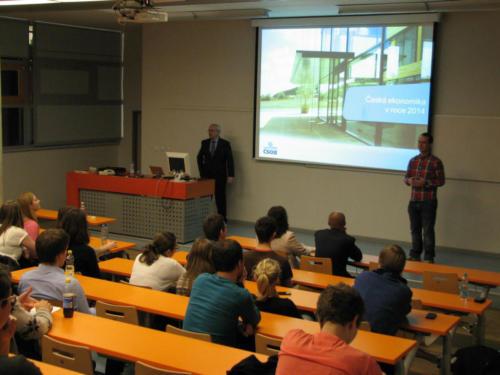 Přednáška Petr Dufek - prosinec 2014