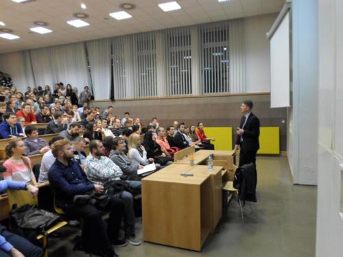 Přednáška Petr Mach - březen 2015